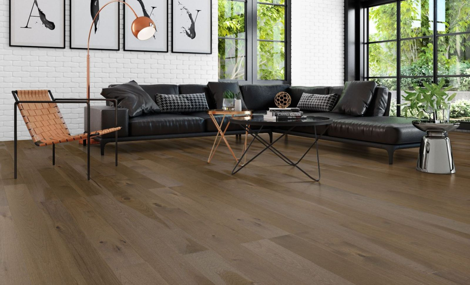 Mercier Wood Flooring Hickory Sepia HCKRYSP