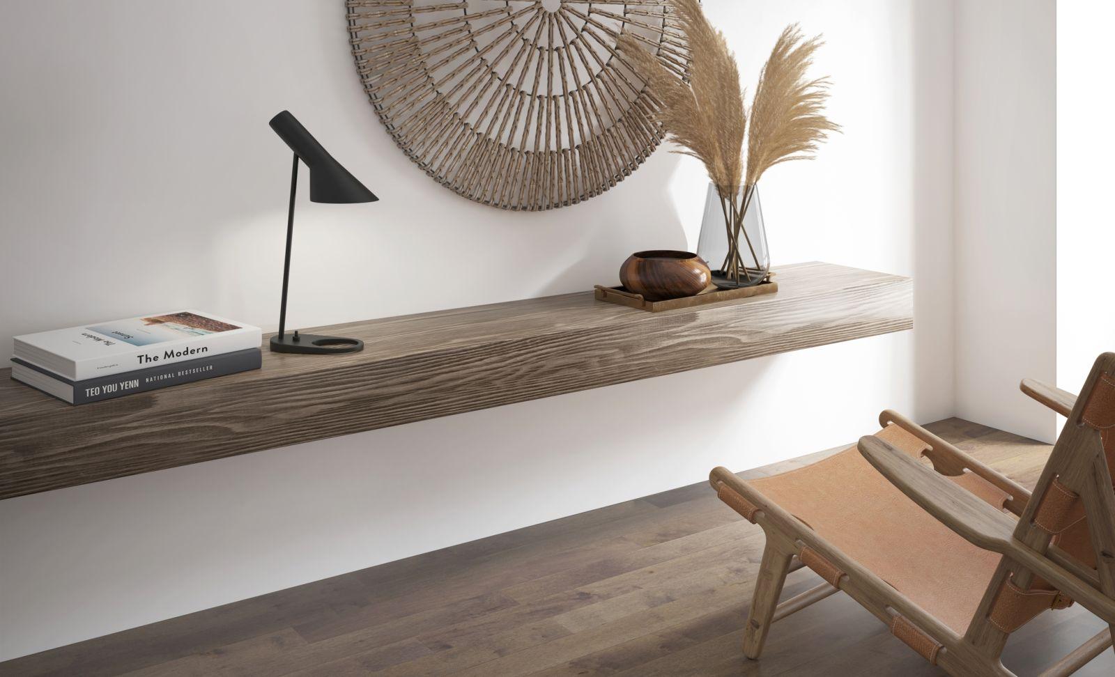 Mercier Wood Flooring Hard Maple Carbon HRDMPLCRBN