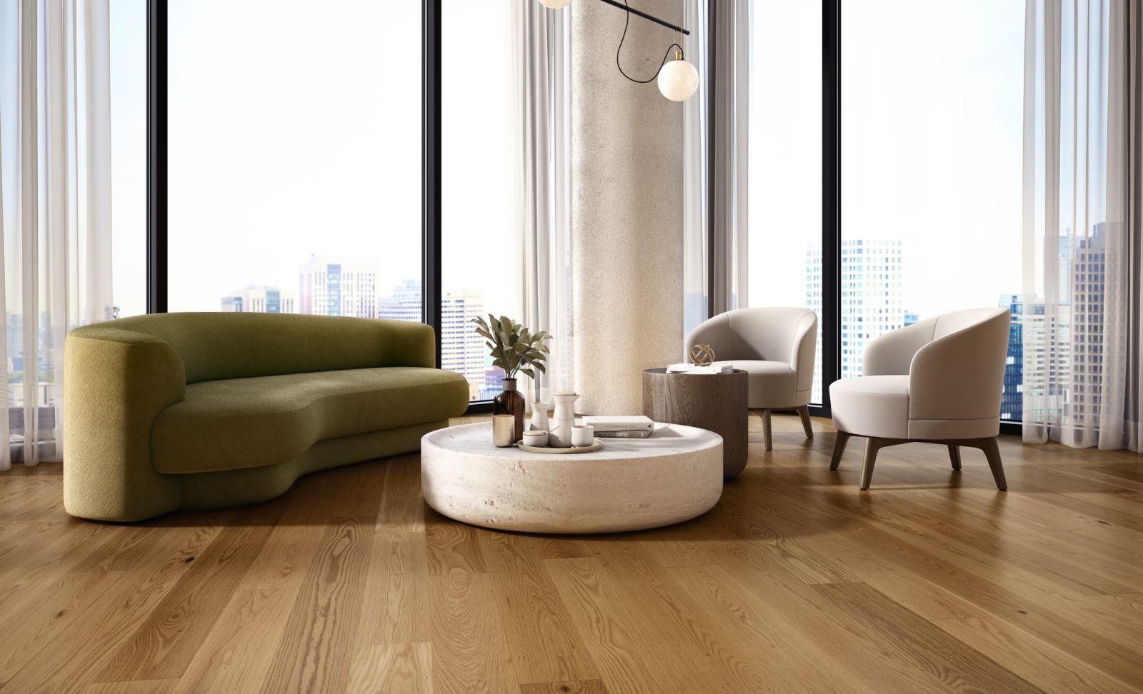 Mercier Wood Flooring White Oak WHTWHTK