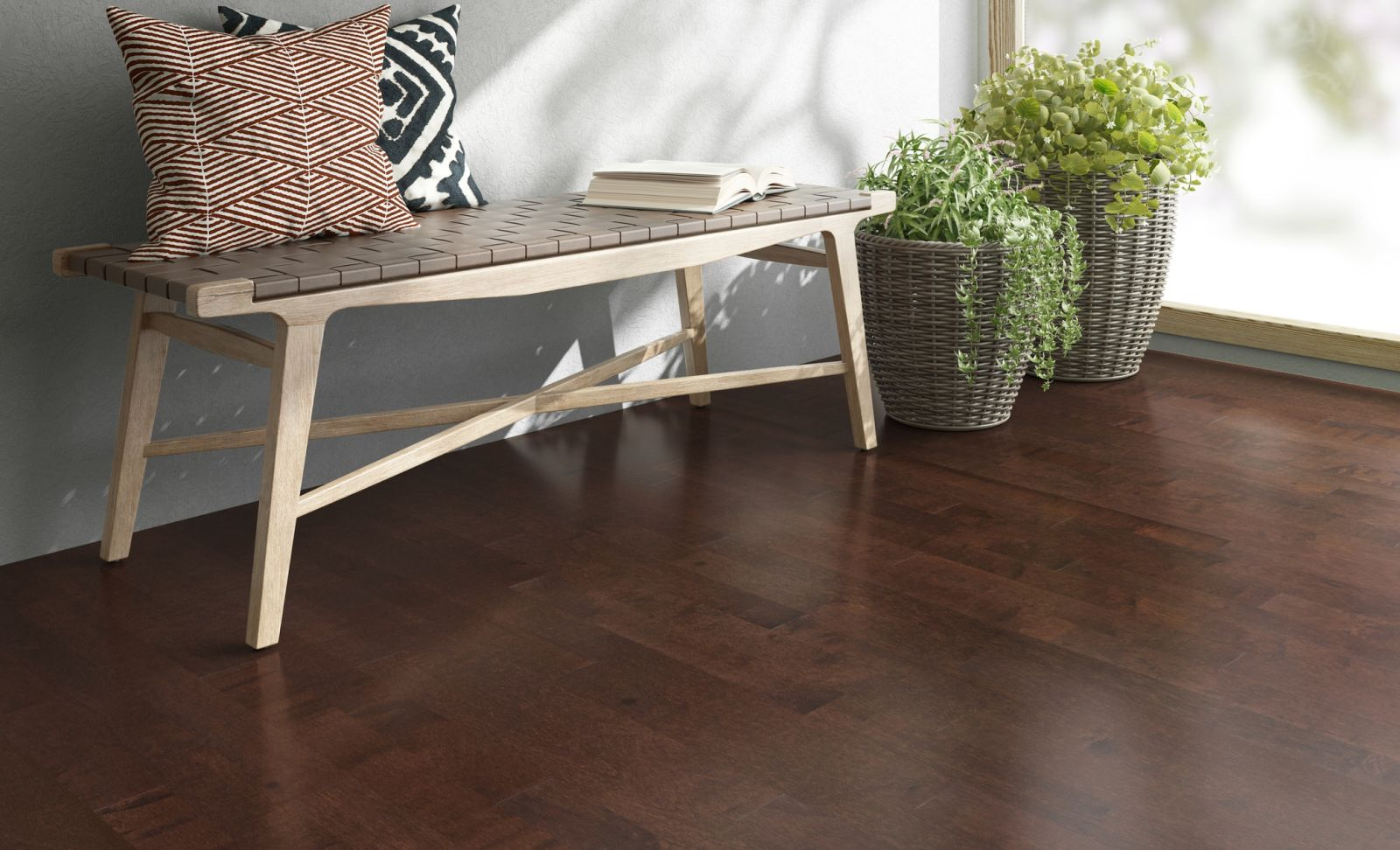 Mercier Wood Flooring Hard Maple Grizzly HRDMPGRZZLY