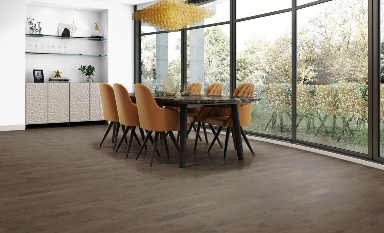 Mercier Wood Flooring Yellow Birch Modern Grey YLLWBDRNGRY