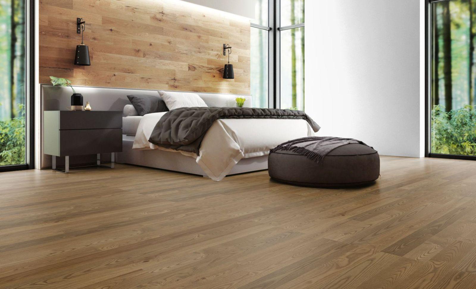 Mercier Wood Flooring White Ash English Tea WHTSGLSHT