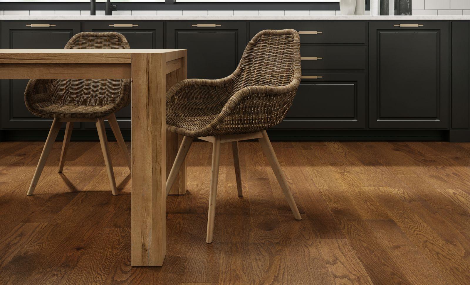 Mercier Wood Flooring Red Oak Acron Brown RDKRNBRWN