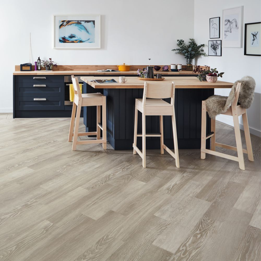 Karndean Knight Tile Grey Limed Oak KP138