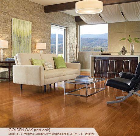Somerset Color Plank Golden Oak CLRPLLDNK
