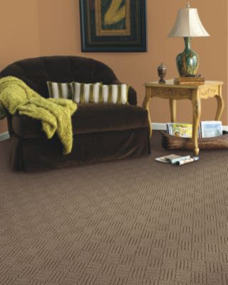 Mohawk Defined Design Olive Shade 1Z63-646