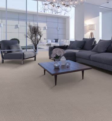 Karastan Luxurious Direction Pearl 43698-9709