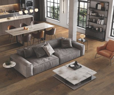 Mohawk Havenworth Rich Clay Hickory 32655-11