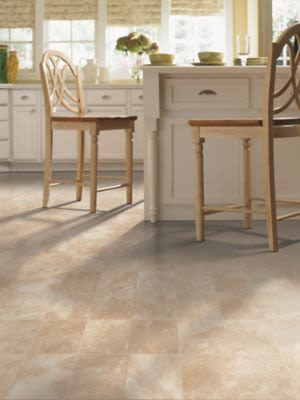 Mohawk Fieldcrest Tile Look Ivory Coast F4010-531