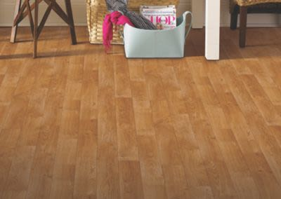 Mohawk Scottsdale Multi-Strip Golden Rye FP010-564