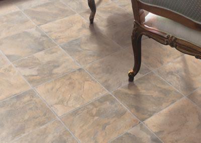Mohawk Scottsdale Tile Look Caramel Latte FP010-568