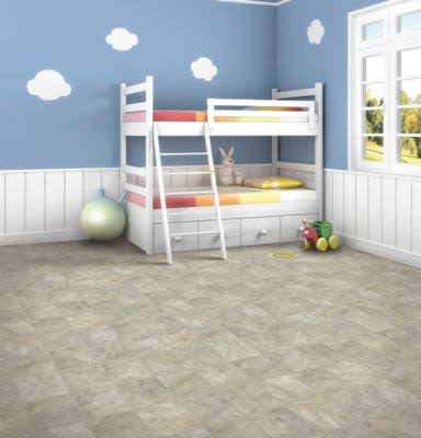 Mohawk Fieldcrest Tile Look Cool Sands F4010-592