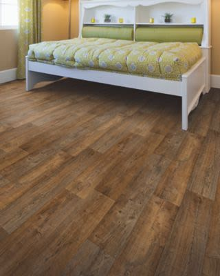 Mohawk Hampton Heights Multi-Strip Umber E0001-T865