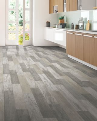 Mohawk Versatech Multi-Strip Cypress Grey M178V-595T