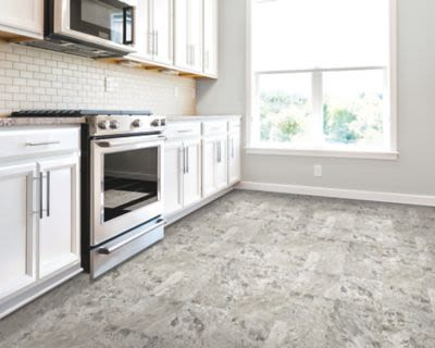 Mohawk Versatech Plus Tile Look Sterling M184V-596