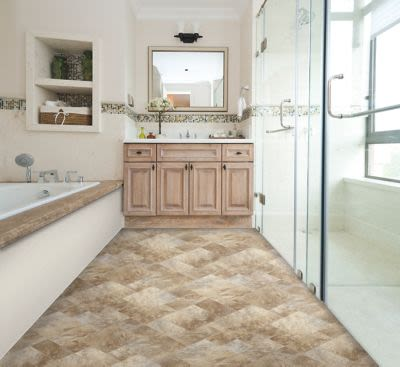 Mohawk Versatech Plus Tile Look Samoan Sands M184V-932W