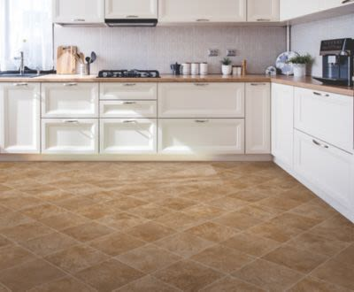 Mohawk Versatech Plus Tile Look Homestar Brown M184V-943