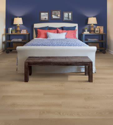 Mohawk Pro Solutions 12mil Flex Click W/Pad Multi-Strip Driftwood PRS99-167