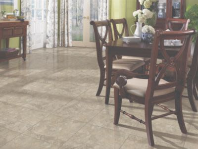 Mohawk Prospects Tile Look Cream C9002-98