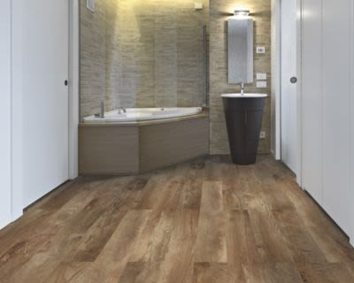 Mohawk Woodlands Multi-Strip Buckskin Oak IVO39-344