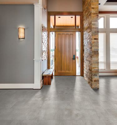 Pergo Extreme Tile Options Single Strip Resurfaced Concrete PT007-905