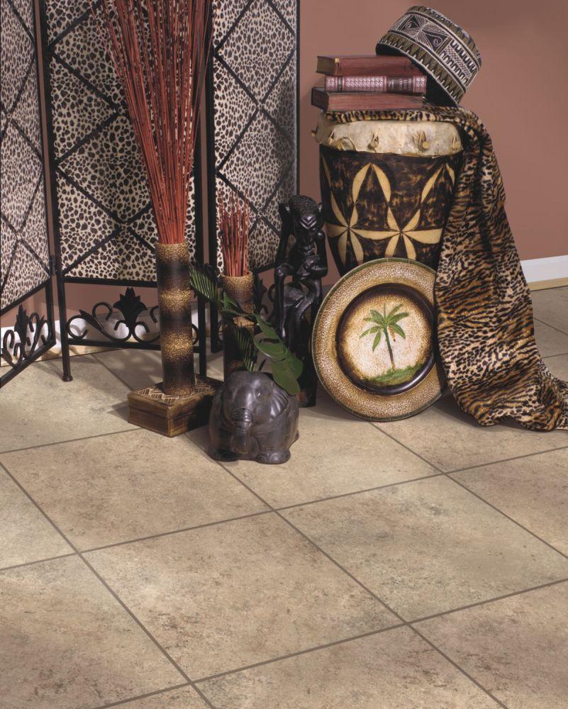 Mohawk Pantego Bay Porcelain Brown Shell T772-PB52-18×18-FieldTile-Porcelain