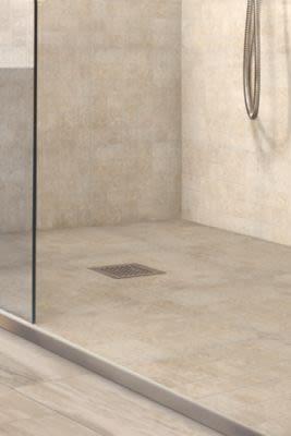 Mohawk Steppington Stone and Slate Traditional Taupe T530-ST92-2×2-FieldTileMosaicField-StoneandSlate