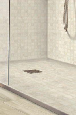 Mohawk Garland Falls Ceramic Crescent T864F-GP01-3×3-FieldTileMosaicField-Ceramic