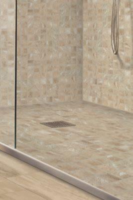 Mohawk Garland Falls Ceramic Clay T864F-GP06-3×3-MosaicField-Ceramic