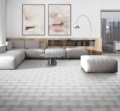 Karastan Traditional Luxury Mineral Grey 3B21-9978