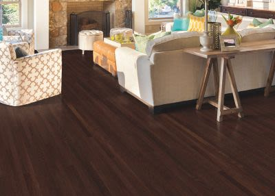 Mohawk Belle Meade 2.25″ Oak Chocolate WSC27-11