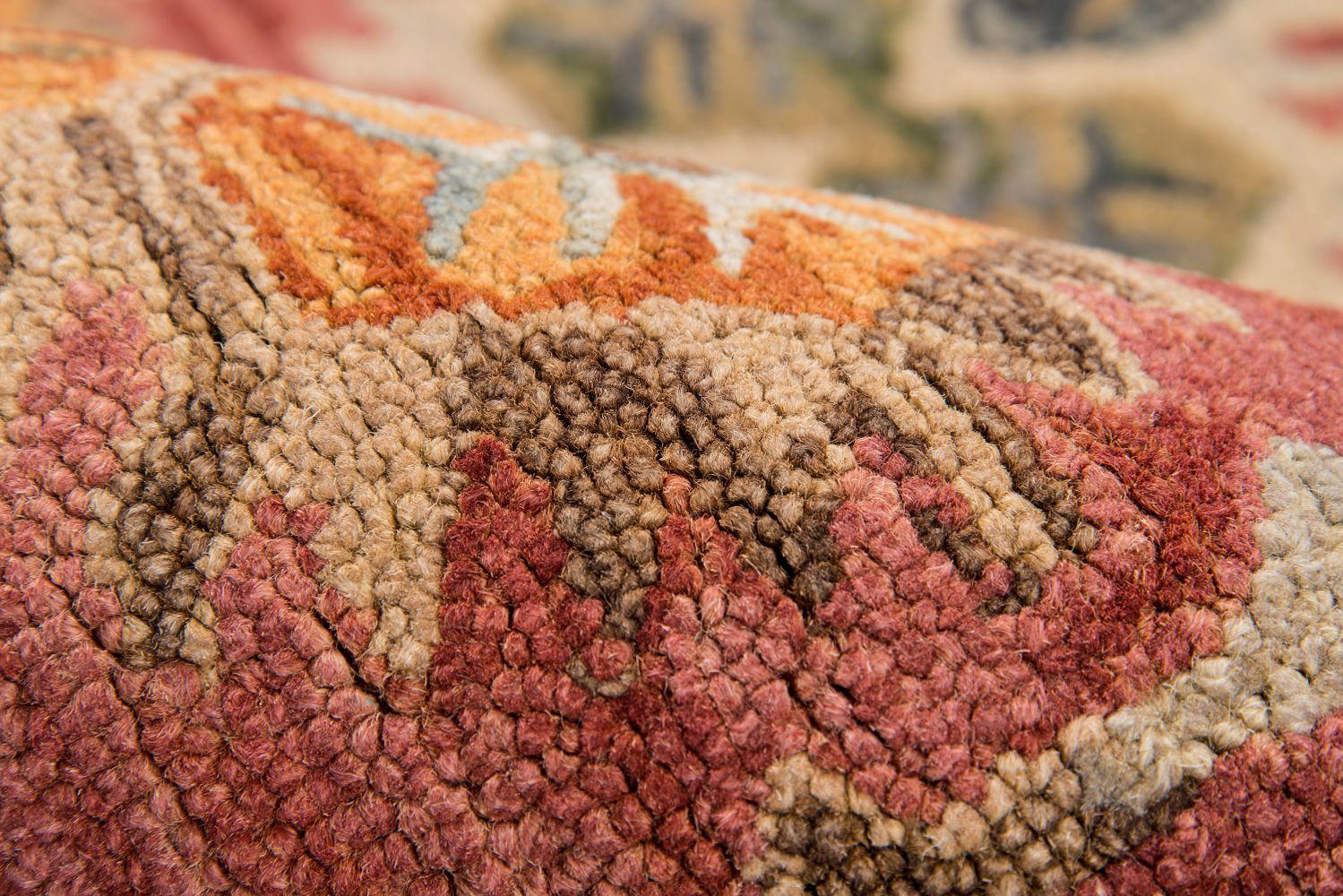 Momeni Tangier Tan17 Red 5'0″ x 8'0″ TANGITAN17RED5080