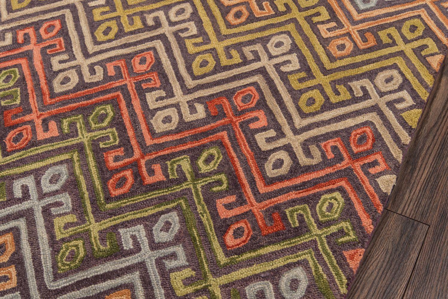 Momeni Tangier Tan20 Multi 9'6″ x 13'6″ TANGITAN20MTI96D6