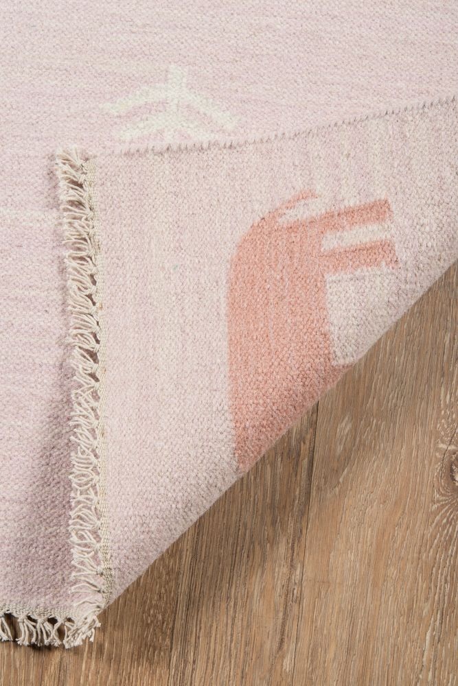 Erin Gates Thompson Tho-2 Pink 8'6″ x 11'6″ THOMPTHO-2PNK86B6