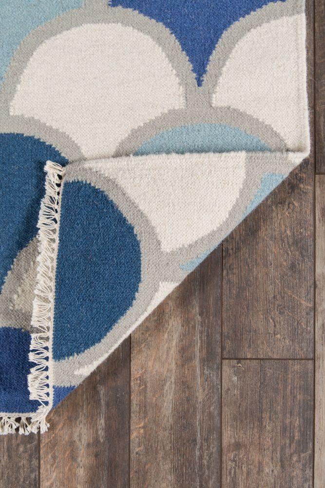 Novogratz Topanga Top-2 Dasha Blue 3'6″ x 5'6″ TOPANTOP-2BLU3656