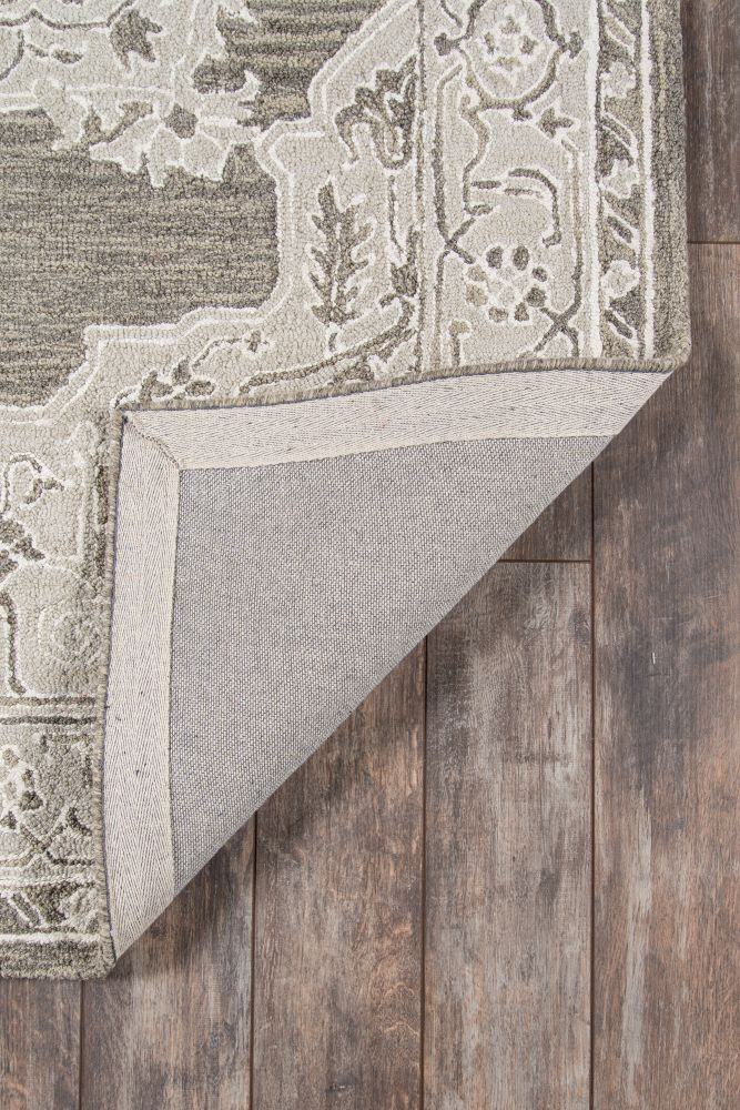 Momeni Valencia Val-1 Transitional Grey 5'0″ x 7'6″ VALENVAL-1GRY5076
