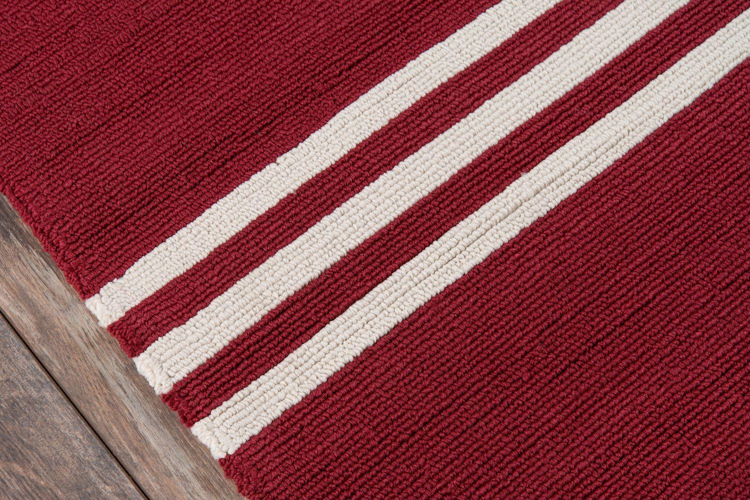 Momeni Veranda Vr-16 Red 8'0″ x 10'0″ VERANVR-16RED80A0