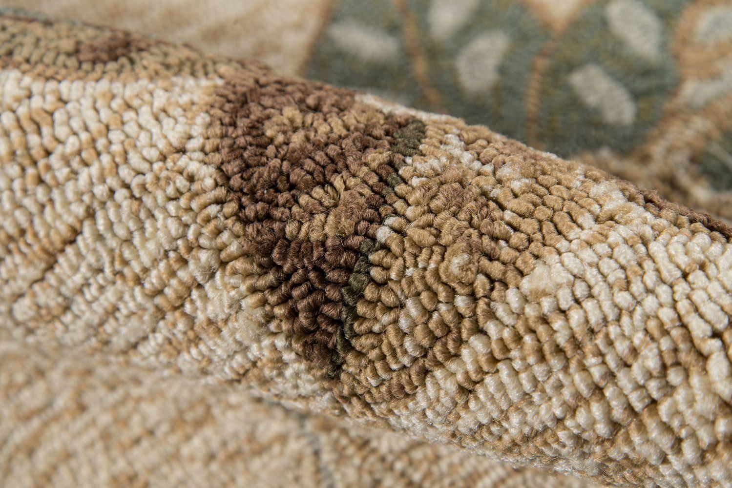 Momeni Veranda Vr-23 Sand 9'0″ x 9'0″ Round VERANVR-23SND900R