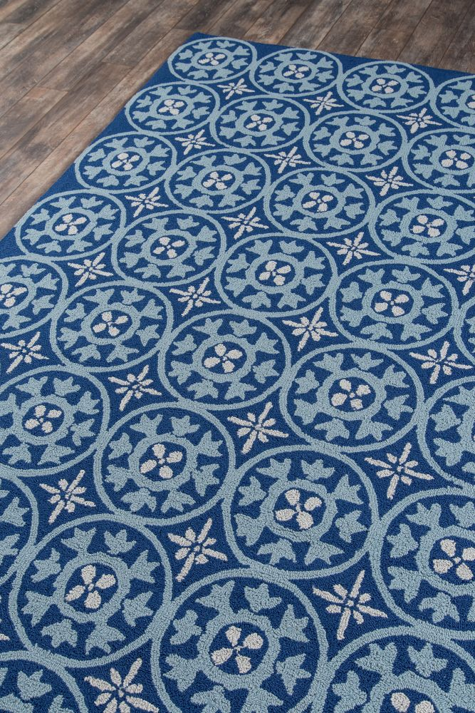 Momeni Veranda Vr-26 Blue 3'9″ x 5'9″ VERANVR-26BLU3959