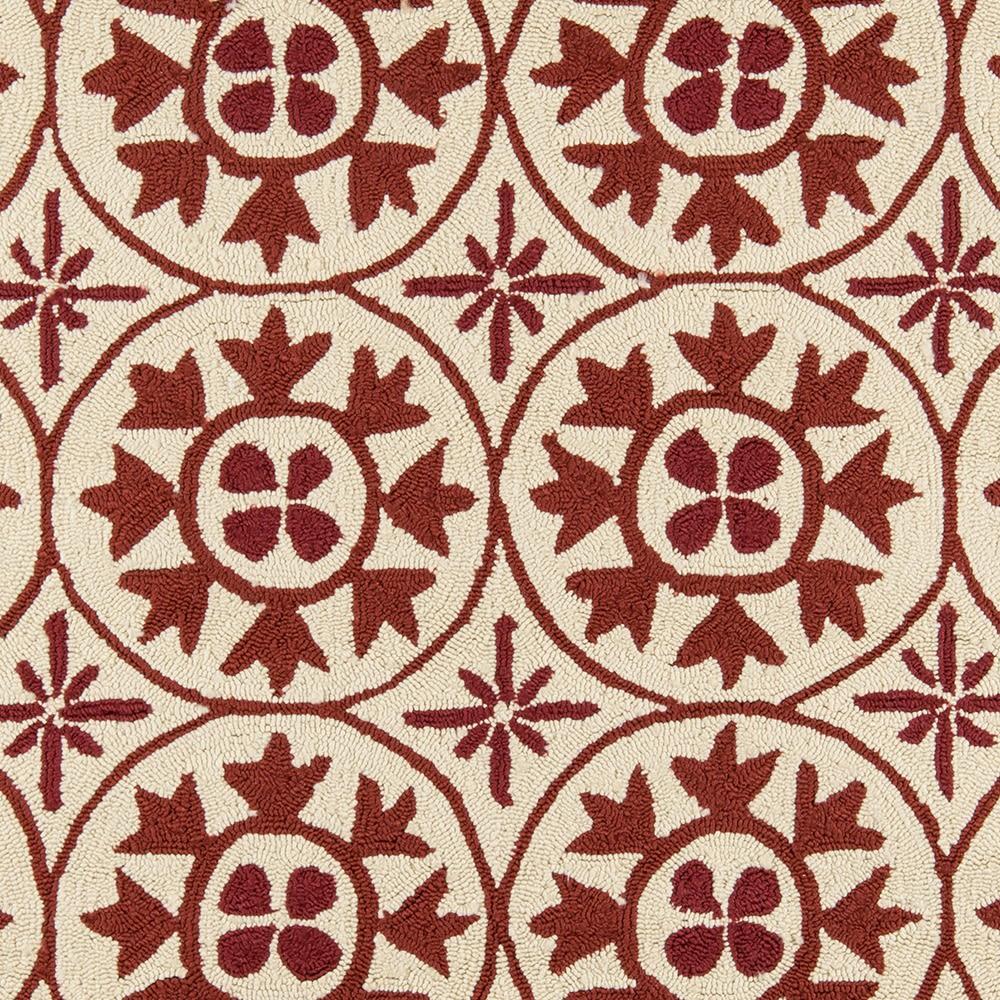 Momeni Veranda Vr-30 Red 3'9″ x 5'9″ VERANVR-30RED3959