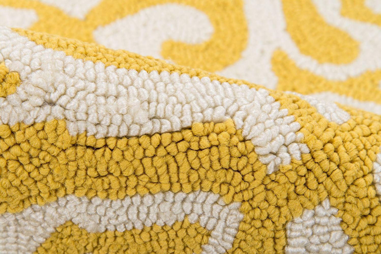 Momeni Veranda Vr-59 Yellow 3'9″ x 5'9″ VERANVR-59YEL3959