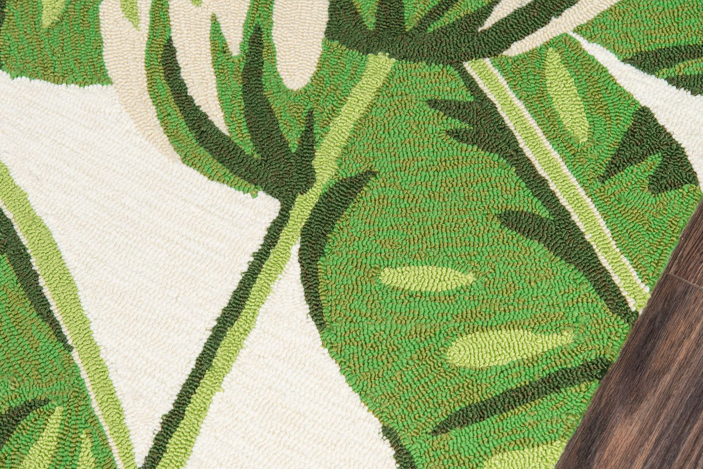 Momeni Veranda Vr-62 Green 3'9″ x 5'9″ VERANVR-62GRN3959