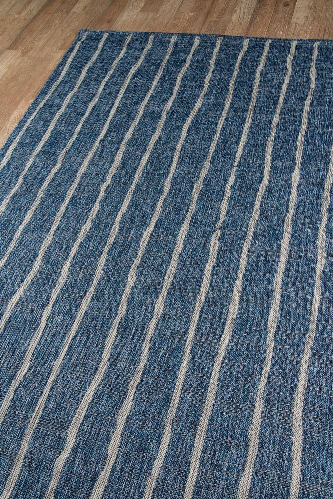 Novogratz Villa Vi-03 Sicily Blue 6'7″ x 9'6″ VILLAVI-03BLU6796