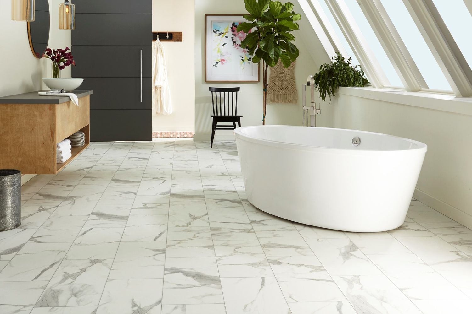 Axiscor Performance Flooring Axis Pro12 Carri Marble 22566