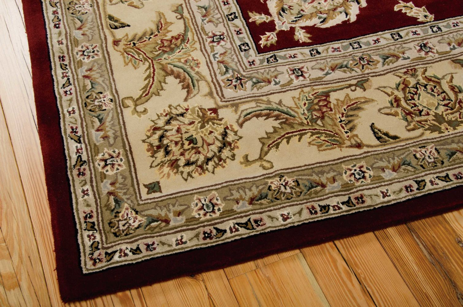 Nourison 2000 Traditional, Lacquer 7'6″ x 9'6″ Oval 2022LCQR6X9