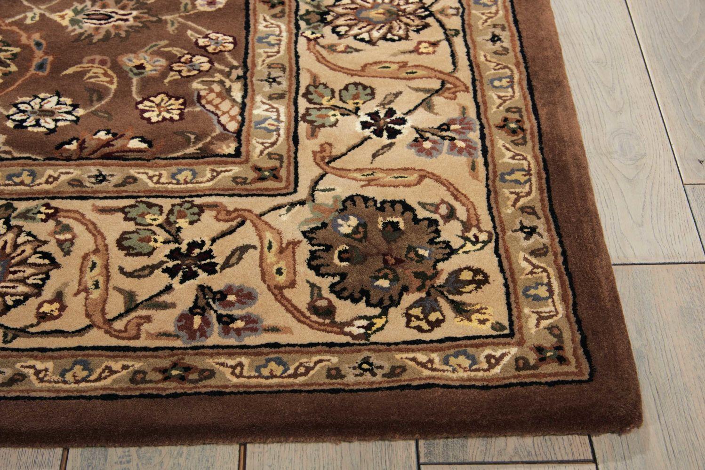 Nourison 2000 Traditional, Mushroom 9'9″ x 13'9″ 2091MSHRM10X14
