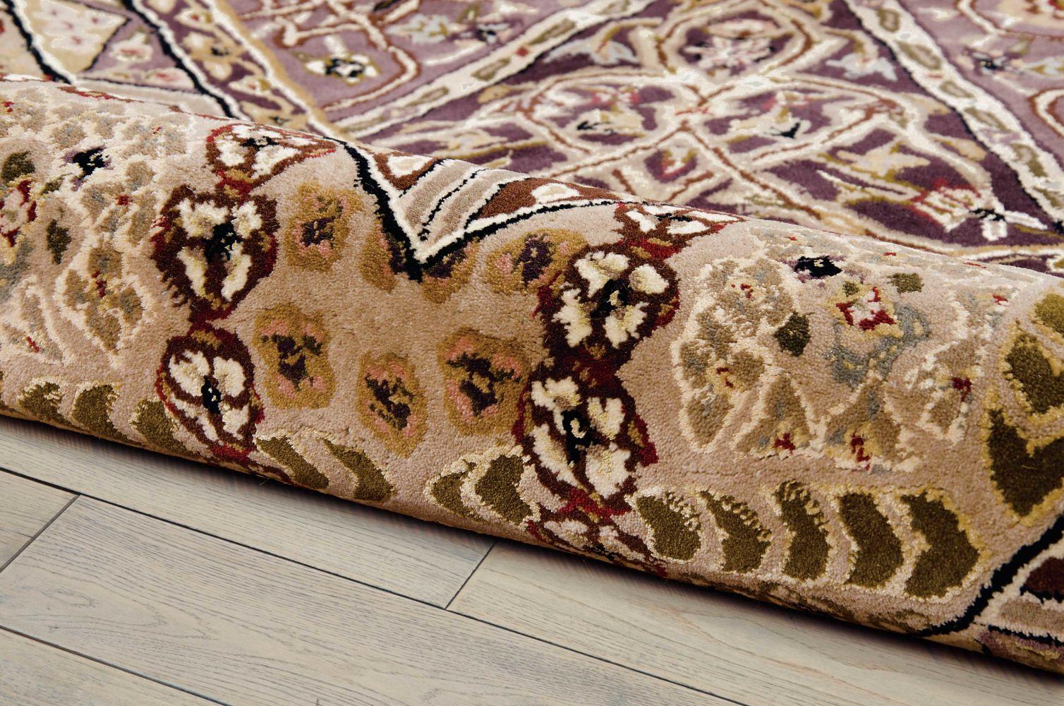 Nourison 2000 Traditional, Lavender 12'0″ x 15'0″ 2117LVNDR12X15
