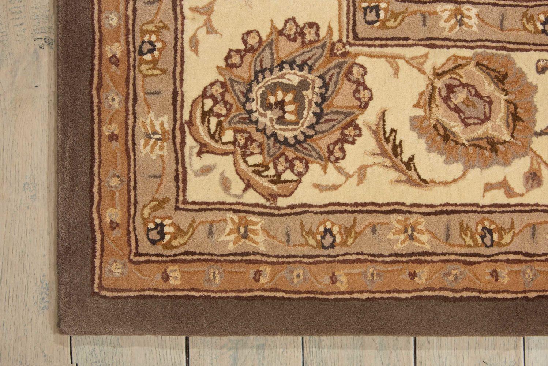 Nourison 2000 Traditional, Slate 8'6″ x 11'6″ 2206SLT9X12