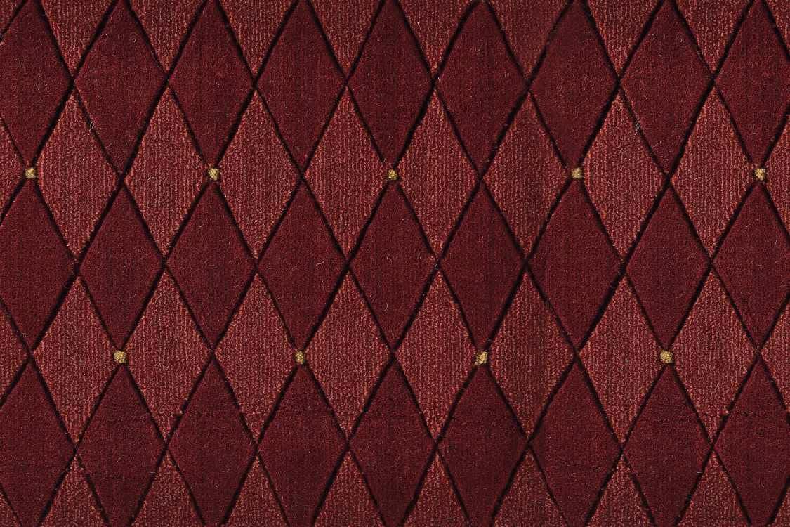 Cosmopolitan Nourison  Marquis C94f Cocoa Broadloom RED 1-C94F941BR1309WV
