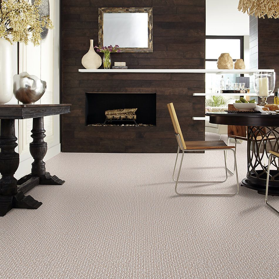 Shaw Floors Budget Berber (sutton) Refreshing 12 Parchment 00001_4730N